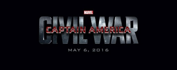 Marvel Event - Captain America Civil War official logo