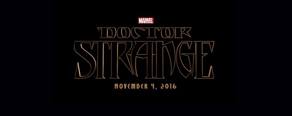 Marvel Event - Doctor Strange official logo