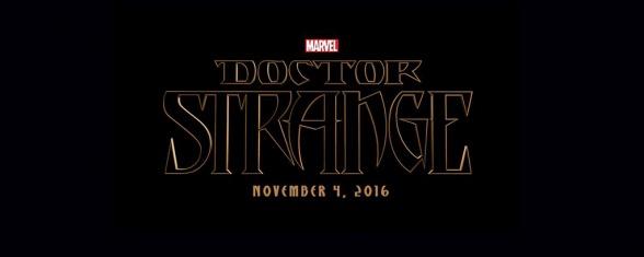 Marvel Event - Doctor Strange official logo