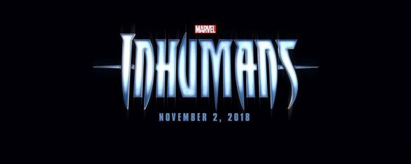 Marvel Event Inhumans official logo