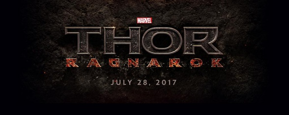 Marvel Event - Thor Ragnarok official logo