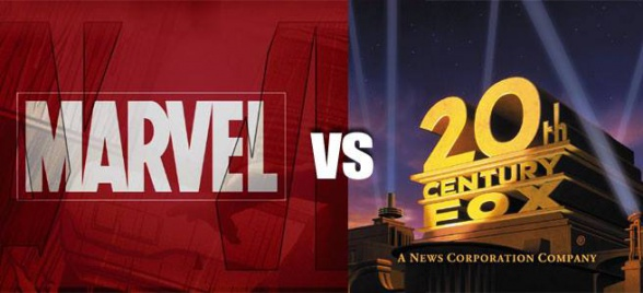 Marvel Vs Fox