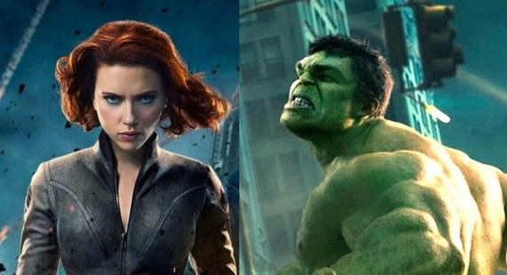 No habrá película de la viuda negra ni hulk en solitario