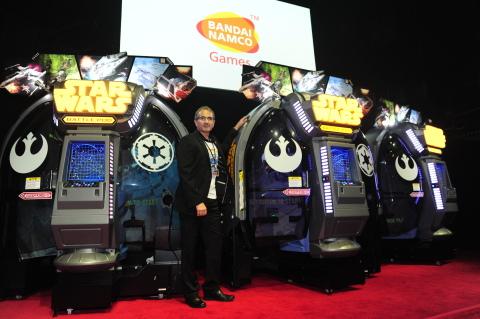 Nueva recreativa Star Wars battle Pod destacada