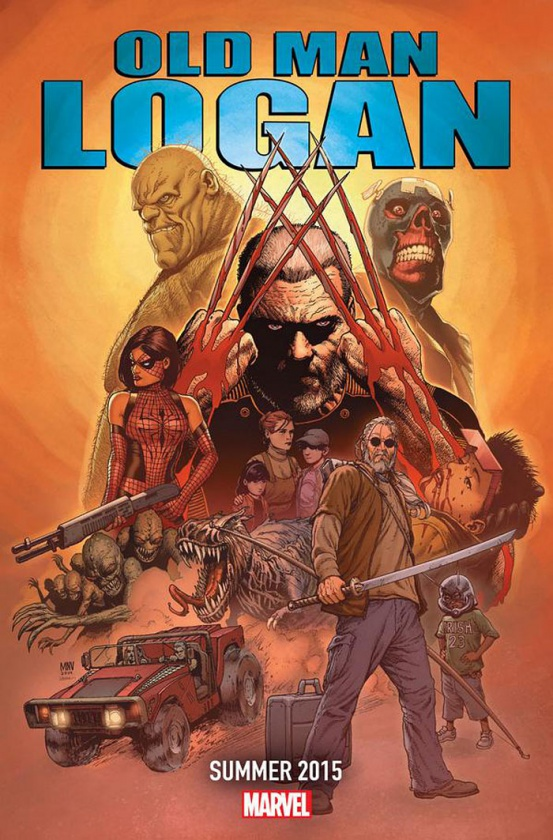 Old Man logan 78523