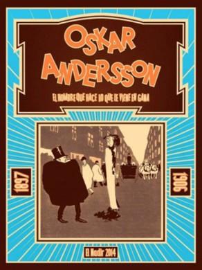 Oskar Andersson El Hombre portada