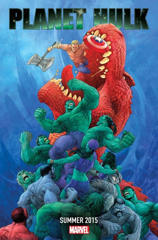 Planet Hulk 2015 teaser