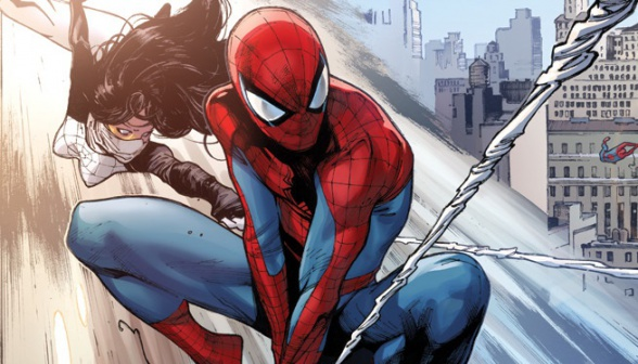 Primer Vistazo a Spider-Verse 01
