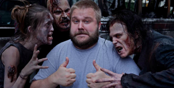 Robert Kirkman and The Walking Dead