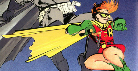 Robin es una chica en Batman V Superman