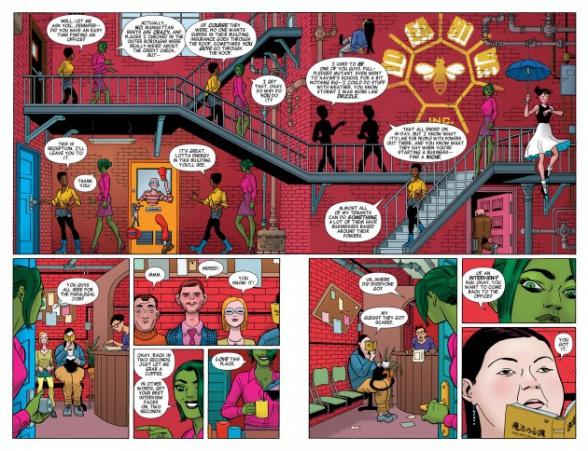Marvel cancela el cómic de She-Hulk
