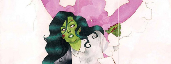 Marvel cancela el cómic de She-Hulk