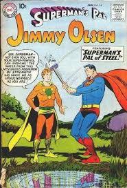 Superman Pal´s Jimmy Olsen