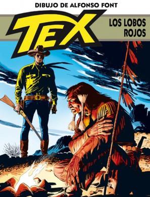Tex Los Lobos Rojos