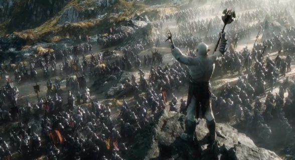 The Hobbit the battle of the Five Armies 01