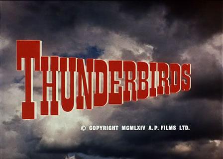 Thunderbirds título