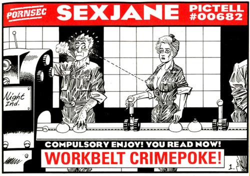 Tiras cómicas - Dossier Negro