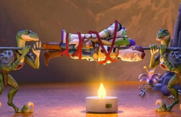 Toy Story That Time Forgot imagen