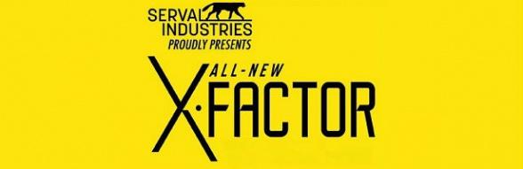 Ultimo número All New X-Factor principal