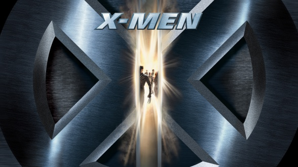 X-Men movie logo
