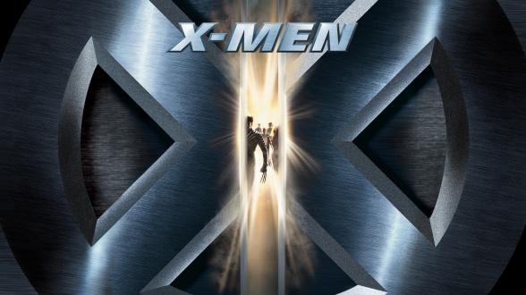 X-Men movie logo