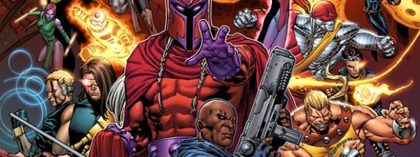 X-Men vuelven a la era de apocalipsis destacada