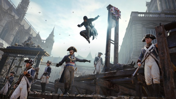 Assassin's Creed Unity - Gameplay