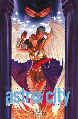 Astro City: Puertas abiertas y Victoria
