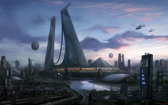comics de ciencia ficción modernos