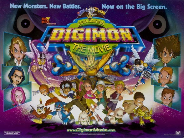 digimon la pelicula