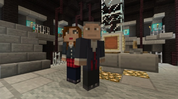 doctor who minecraft 1