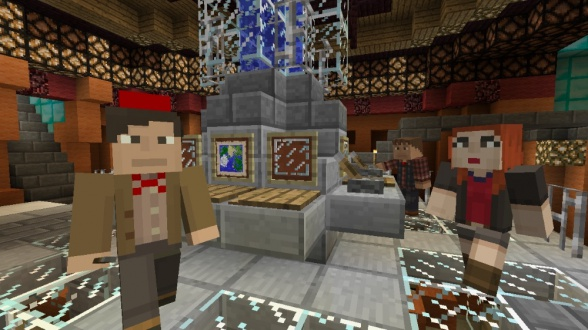 doctor who minecraft 3