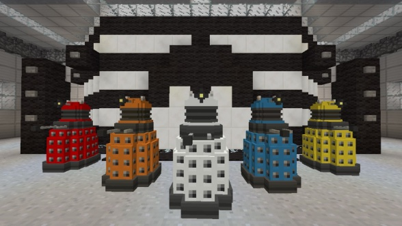 doctor who minecraft 4