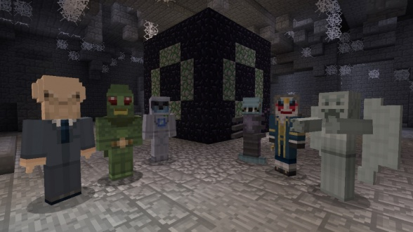 doctor who minecraft 5