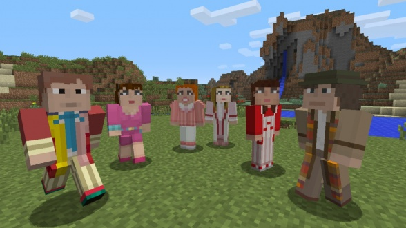 doctor who minecraft 6
