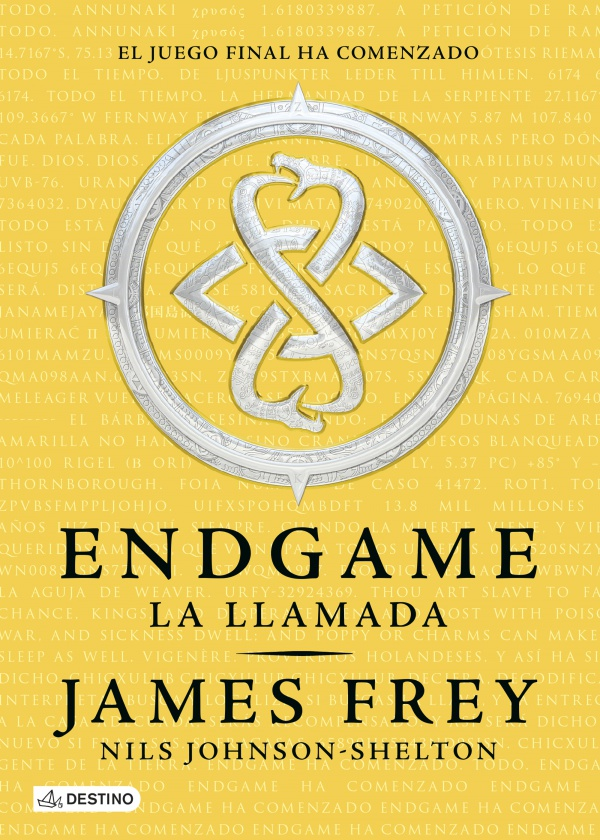 Endgame: la llamda - James Frey y Nils Johnson‐Shelton