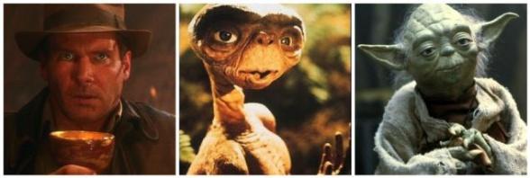 ¿Comparten 'E.T., el extraterrestre', 'Indiana Jones' y 'Star Wars' el mismo universo?