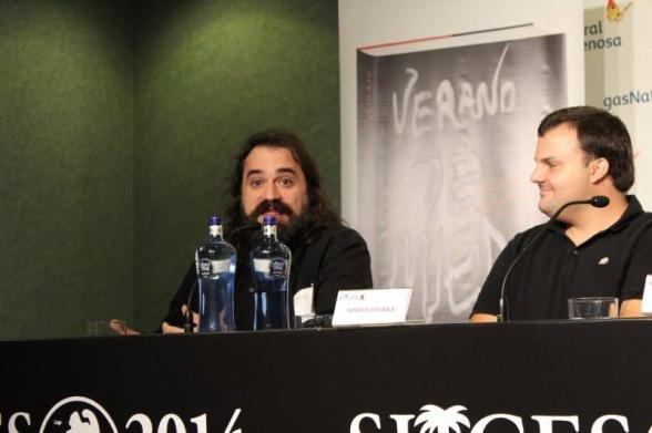 Carlos Molinero, ganador de la XI Edición del Premio Minotauro