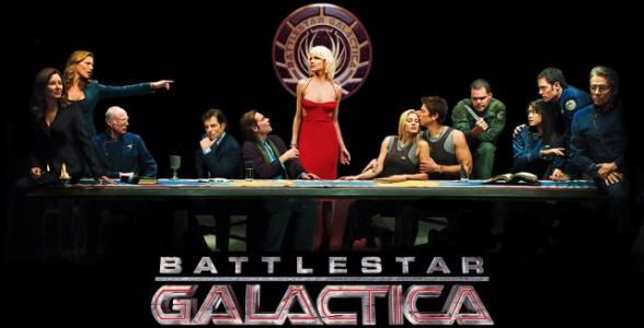 Promo de 'Battlestar Galactica'