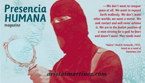 'Presencia Humana Magazine 4', revista editada por Aristas Martínez (Sara Herculano y Cisco Bellabestia) con la participación, entre otros, de Joan Cornellà, Sofía Rhei, Ismael Martínez Biurrun, Féliz J. Palma y Víctor Nubla.