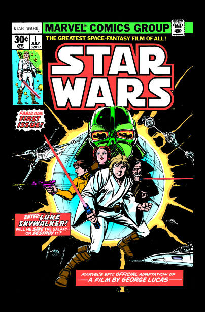 Star Wars 1 Howard Chaykin