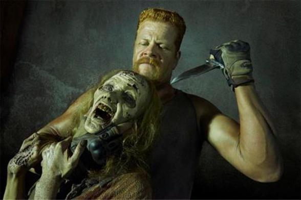 the walking dead Abraham zombi