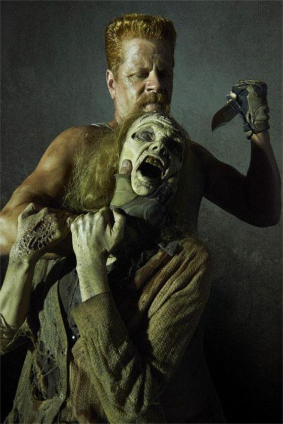 the walking dead Abraham2 zombi