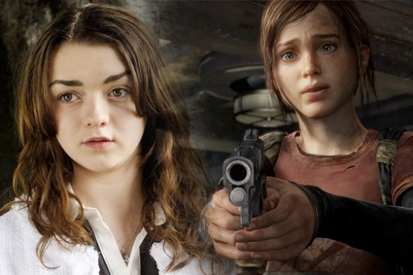 thelastofus-maisie-williams