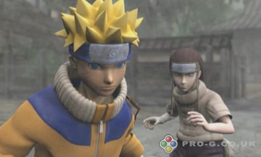 'Naruto: Uzumaki Chronicles' para Play Station 2