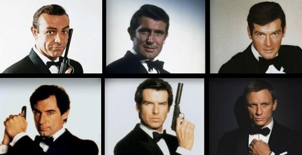 Actores Bond