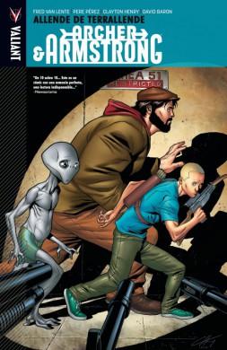 Archer & Armostrong vol. 3