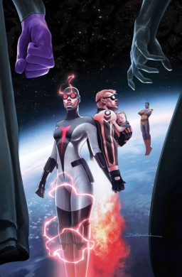 portada Avengers World 17