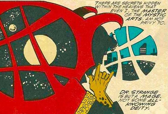doctor extraño guantelete del infinito