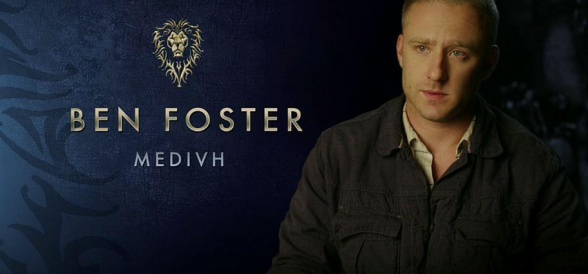 Ben Foster Warcraft